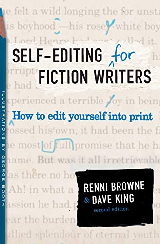 Self-Editing for Fiction Writers Image
